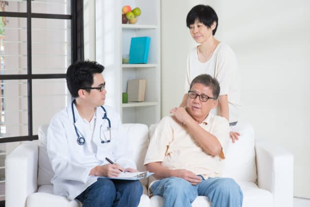 Should You Accompany an Older Adult to the Doctor?